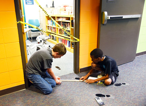 Middle School CSI