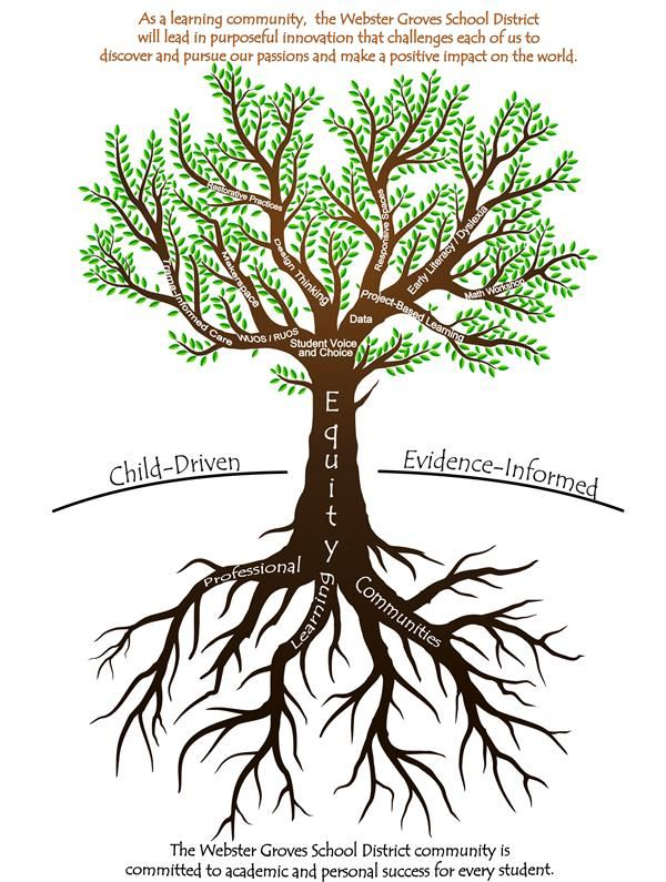 WGSD Learning Tree