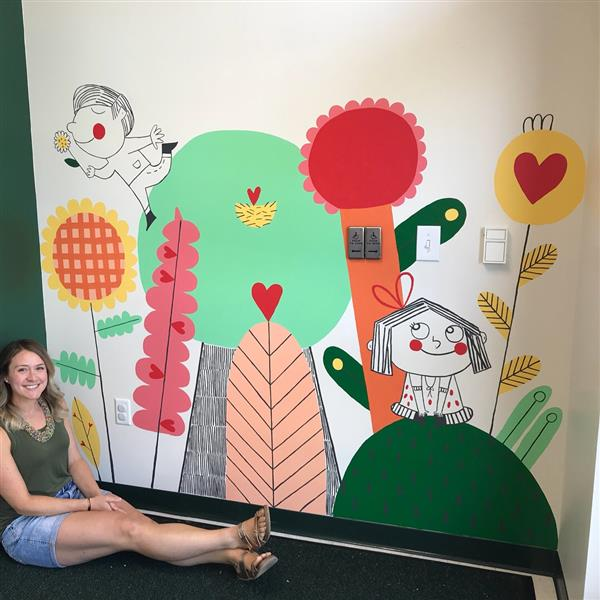 Bayless Early Childhood Mural
