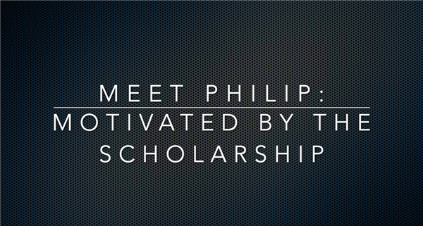 Philip's Motivation to Take a Gap Year